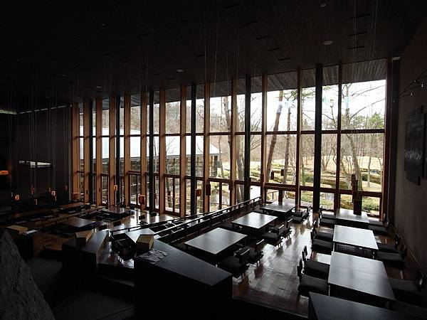 日本長野県星のや 軽井沢:日本料理「嘉助」 (14)