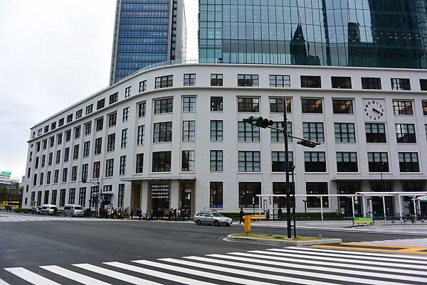 日本東京都KITTE MARUNOUCHI (3)