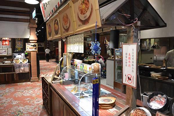 台北市大食代美食廣場大直旗艦店:韓本家銅盤烤肉 (5)