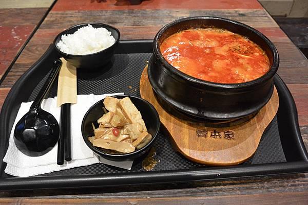 台北市大食代美食廣場大直旗艦店:韓本家銅盤烤肉 (8)