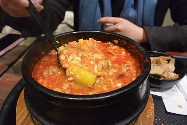 台北市大食代美食廣場大直旗艦店:韓本家銅盤烤肉 (9)