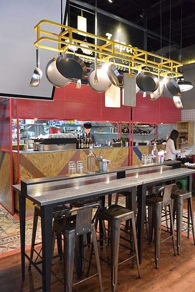 台北市好飯食堂 X Paella Bar (35)