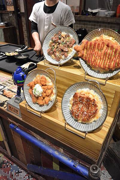 台北市大食代美食廣場大直旗艦店:鉄人九番 炸雞鋪 (2)