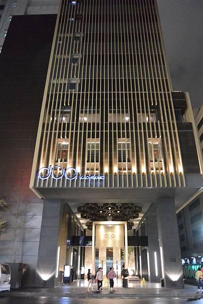 高雄市Hotel dua:門廳+外觀 (1)