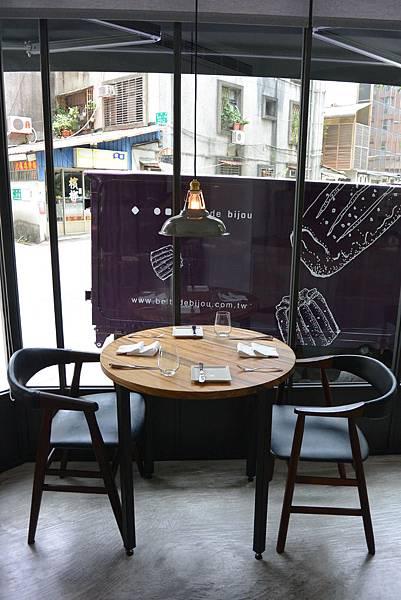 台北市L'AIR CAFE。NEO BISTRO (1)
