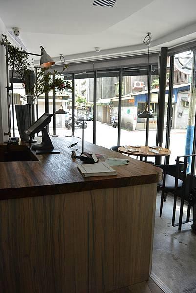 台北市L'AIR CAFE。NEO BISTRO (3)