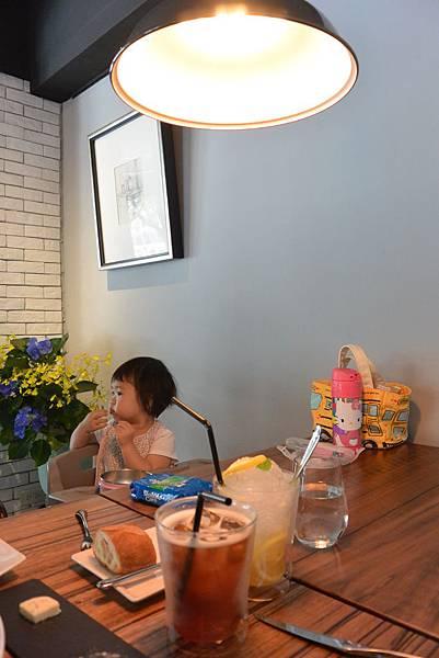 台北市L'AIR CAFE。NEO BISTRO (11)