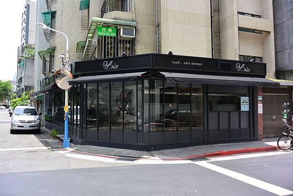台北市L'AIR CAFE。NEO BISTRO (15)