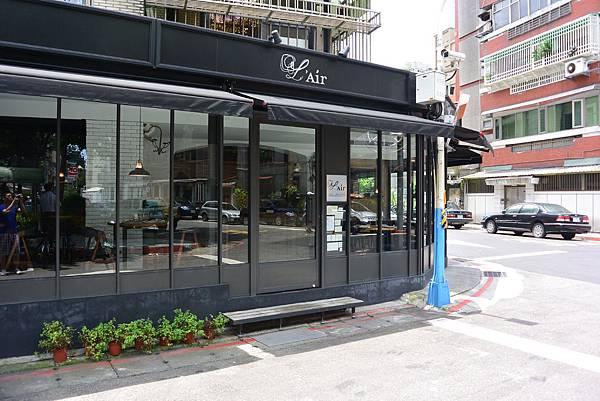 台北市L'AIR CAFE。NEO BISTRO (16)