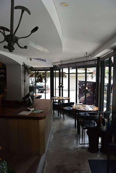 台北市L'AIR CAFE。NEO BISTRO (21)