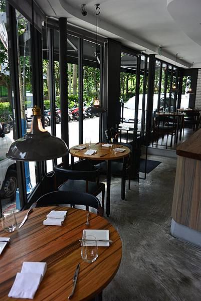 台北市L'AIR CAFE。NEO BISTRO (23)