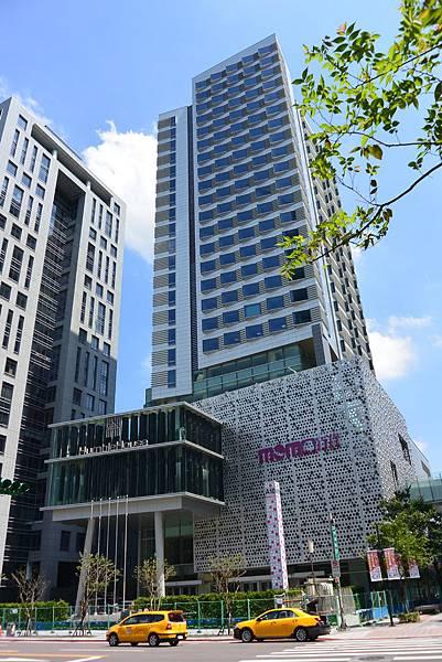 台北市寒舍艾麗酒店【盜攝版】 (1)