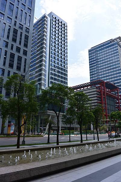 台北市寒舍艾麗酒店【盜攝版】 (7)