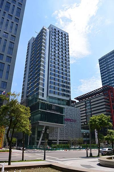 台北市寒舍艾麗酒店【盜攝版】 (8)
