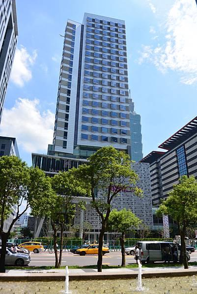 台北市寒舍艾麗酒店【盜攝版】 (10)