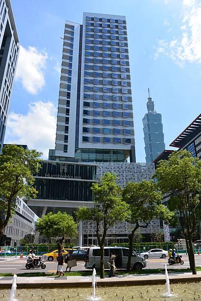 台北市寒舍艾麗酒店【盜攝版】 (11)