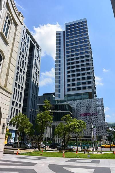 台北市寒舍艾麗酒店【盜攝版】 (13)