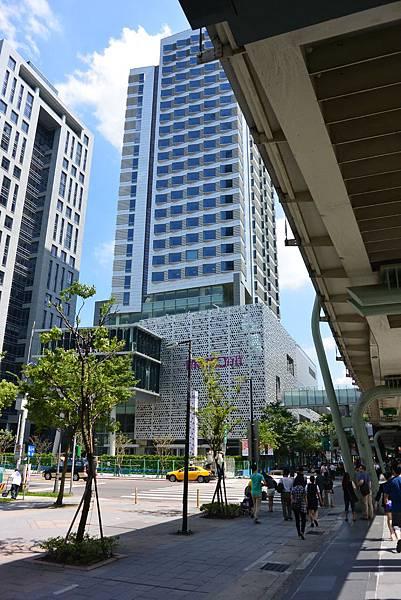 台北市寒舍艾麗酒店【盜攝版】 (14)