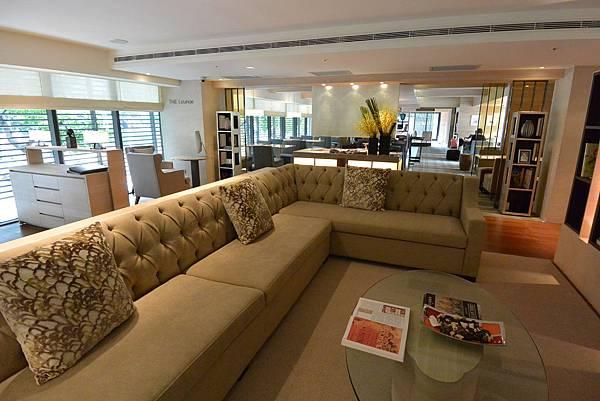 台北市和逸‧民生館:THE Lounge+健身房 (1).JPG