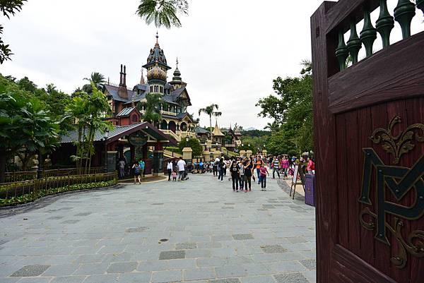香港迪士尼樂園:迷離莊園 (4).JPG