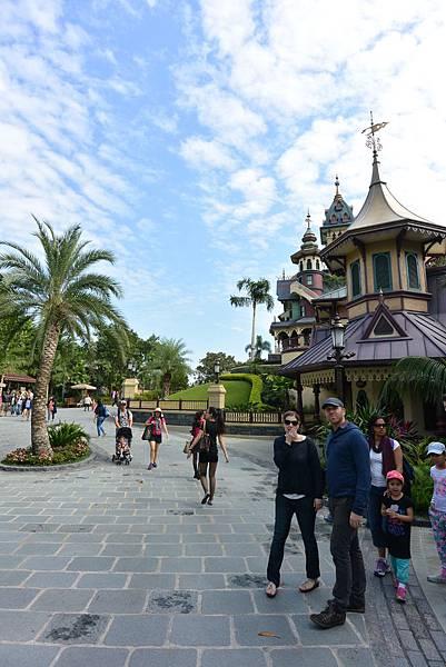 香港迪士尼樂園:迷離莊園 (5).JPG