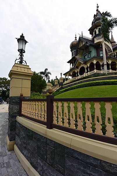 香港迪士尼樂園:迷離莊園 (9).JPG