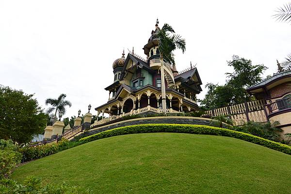 香港迪士尼樂園:迷離莊園 (10).JPG