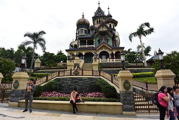 香港迪士尼樂園:迷離莊園 (12).JPG