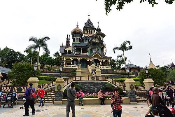 香港迪士尼樂園:迷離莊園 (13).JPG