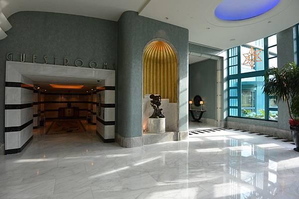 香港迪士尼好萊塢酒店:前堂部 (1).JPG