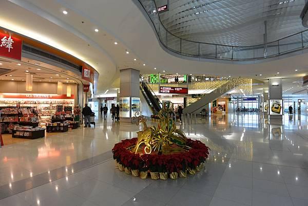 香港香港國際機場二號客運大樓 (6).JPG
