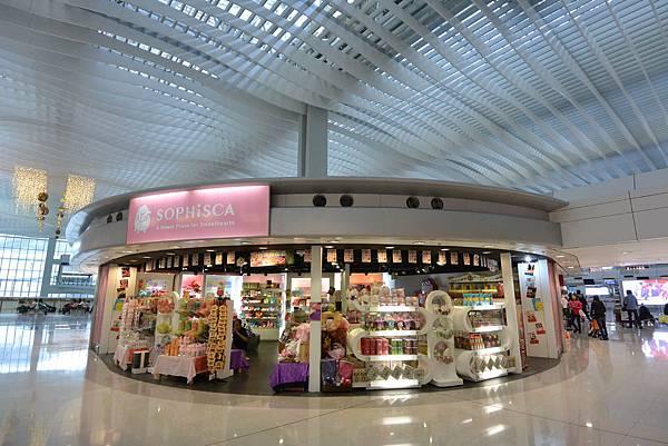 香港香港國際機場二號客運大樓 (11).JPG