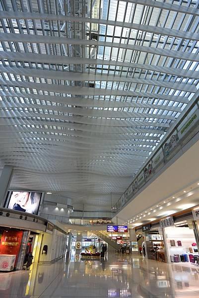 香港香港國際機場二號客運大樓 (12).JPG