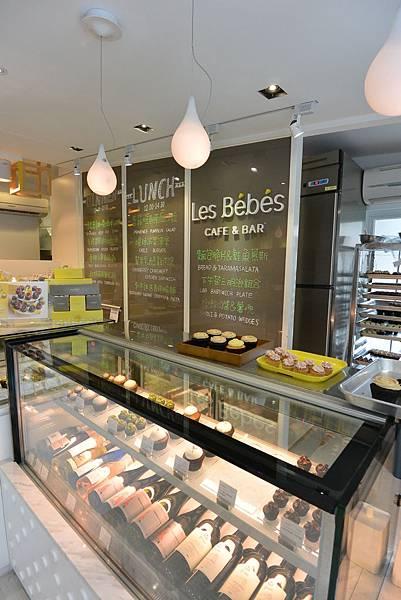 台北市Les Bébés CAFE & BAR (8).JPG