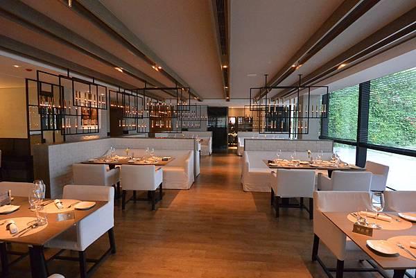 台北市寒舍艾麗酒店:La Farfalla義式餐廳.jpg