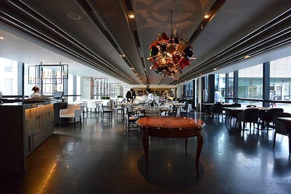 台北市寒舍艾麗酒店:La Farfalla義式餐廳2.jpg