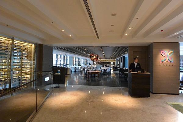 台北市寒舍艾麗酒店:La Farfalla義式餐廳2 (3).jpg