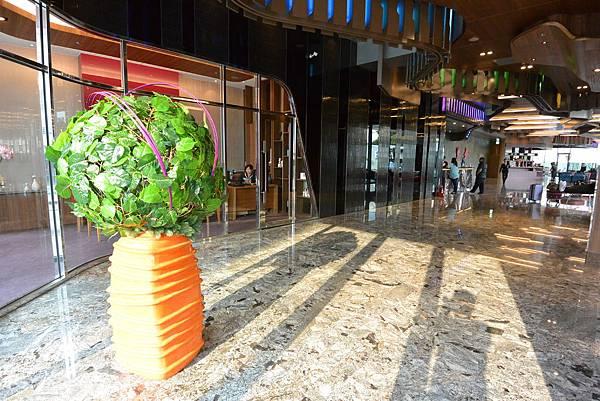 台中市星享道酒店:大廳 (6).JPG