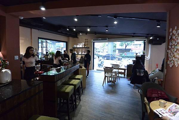 台北市沖‧好咖啡復北烘焙站 (9).JPG