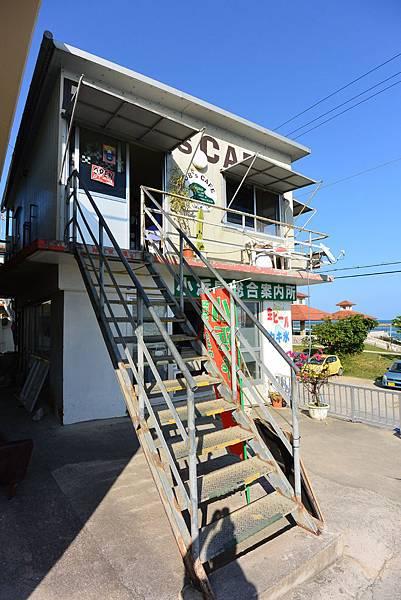 日本沖縄県八重山郡BOB's CAFE (11).JPG