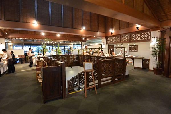 日本沖縄県八重山郡リゾナーレ 小浜島:クラブハウス レストラン (25).JPG