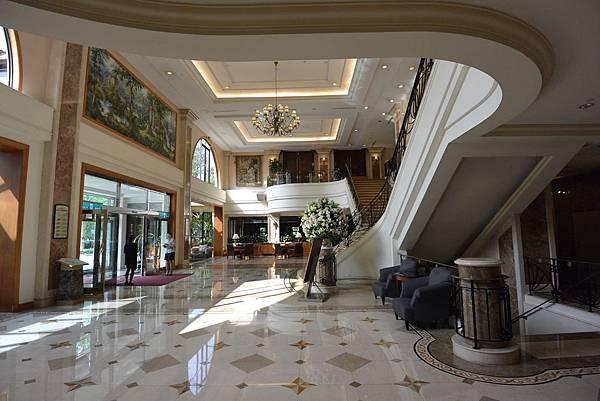 新竹市煙波大飯店 新竹湖濱館:莫內西餐廳 (19).JPG