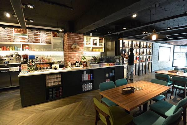台北市HOMIE CAFE新美式餐廳 (1).JPG
