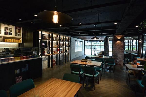 台北市HOMIE CAFE新美式餐廳 (3).JPG