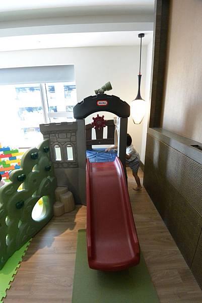 台南市台南晶英酒店:遊戲室(臨時) (2).JPG
