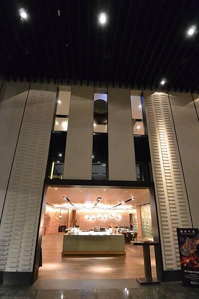 台南市台南晶英酒店:Robin's 牛排館 鐵板燒 (10).JPG