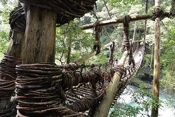 日本徳島県祖谷のかずら橋 (6).JPG