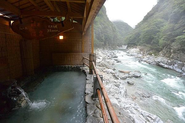 日本徳島県和の宿 ホテル祖谷温泉:男湯 渓谷の湯 (4).JPG