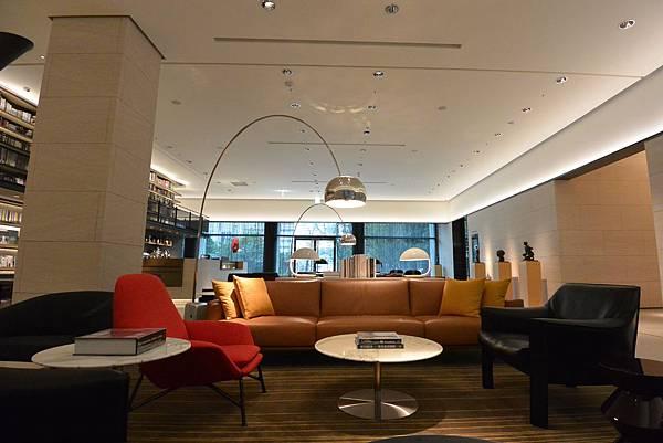 台北市誠品行旅:The Lounge (2).JPG