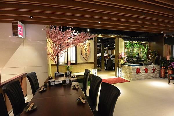 台北市浪漫鰻屋南港店City Link (4).JPG